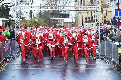 Start Santa Run