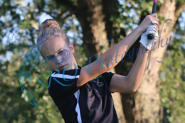 LMHS Girls Golf, Fall, 2014