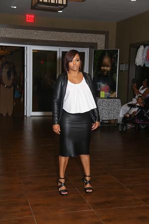 Cythina Jackson's Fashion Show