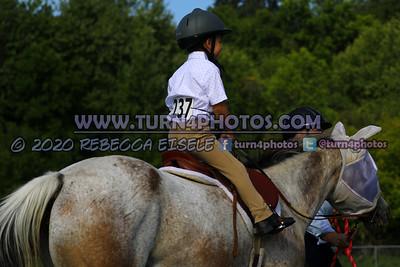 Jr. Rider Leadline 8/16/20