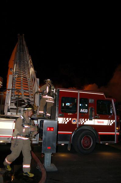 January 16, 2006 - 2nd Alarm - 456 Evans Avenue