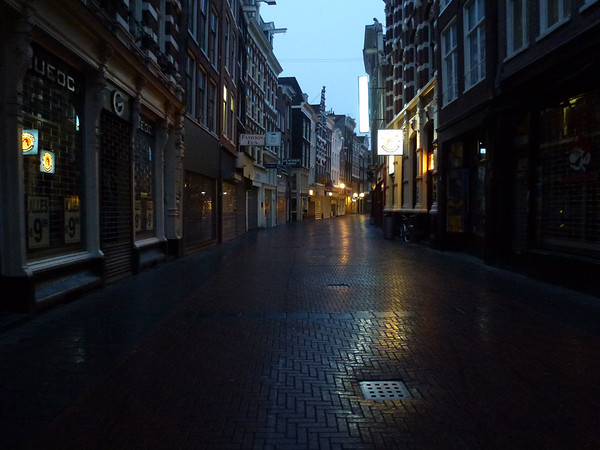 Amsterdam (May 8, 2012)