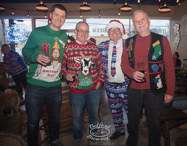 Belford Brewing Christmas 2018