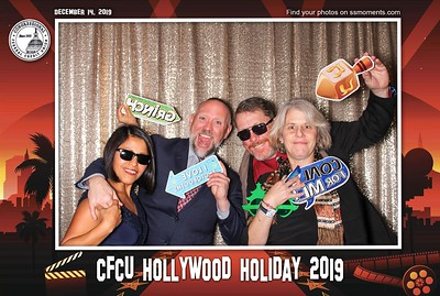 12/14/19 - CFCU's Holiday Party