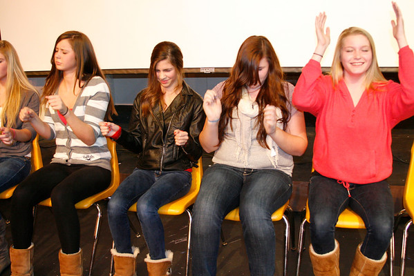 Northwestern Region 7 High School... November 9, 2012