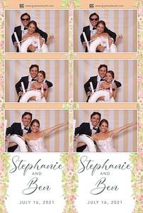07-16-2021 Stephanie & Ben