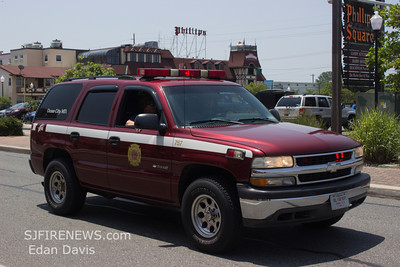 06-18-2014, Maryland Fireman's Convention Parade, Ocean City MD