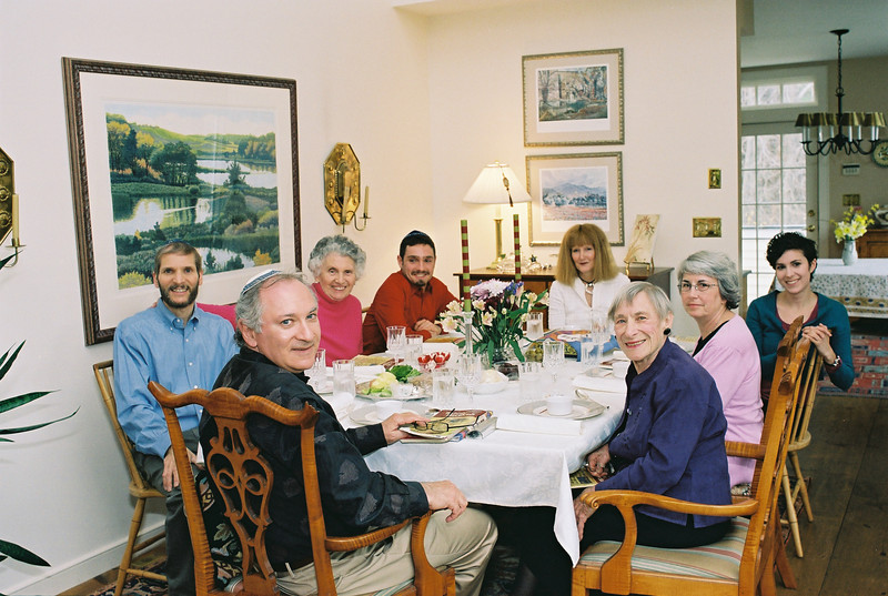 1st Seder