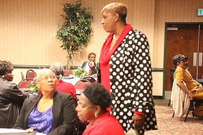 Resident Leadership Holiday Luncheon