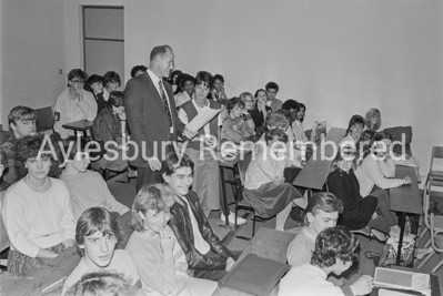 6th Form Careers at Mandeville School, Sep 1984