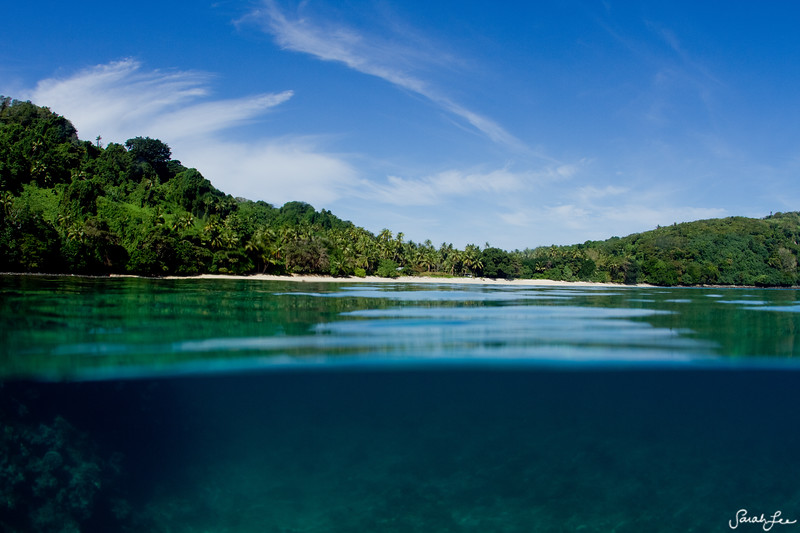 fijian lagoon