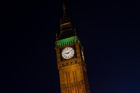 London, England - 2013