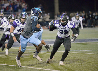 Downers Grove North vs Downers Grove South 10/25/19