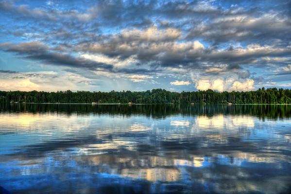 Belvidere Park, Long Lake Wisconsin 2015