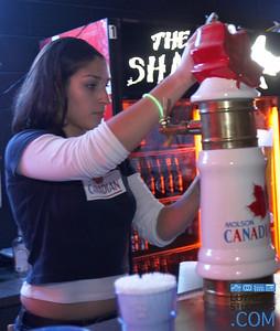 Molson Canadian Club Night