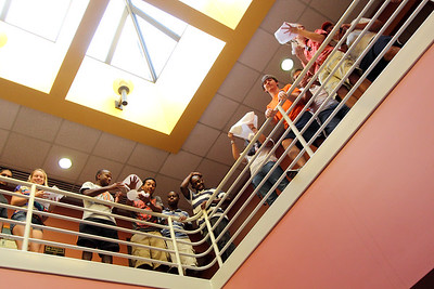 2012 Engineering Students Egg Drop