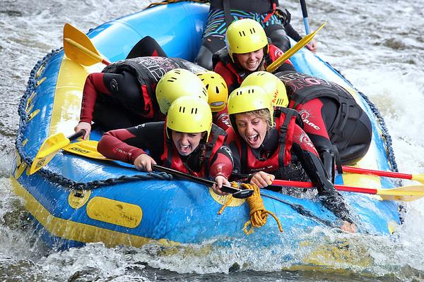 Llangollen Rafting