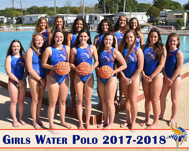 Water Polo Team and Individuals
