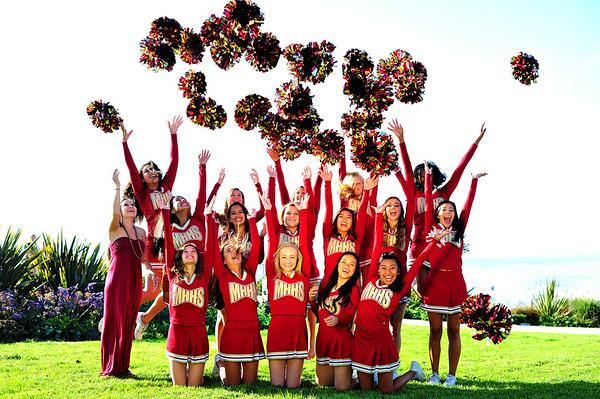 JV Cheer 2013-14