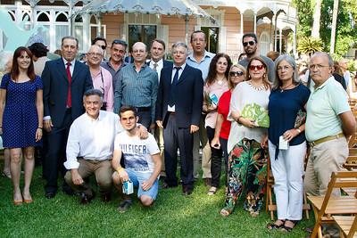 Entrega Premio Andalucía de Medio Ambiente 2016