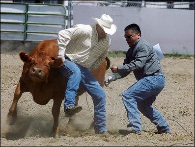 Yakama Indian Rodeo, 2006