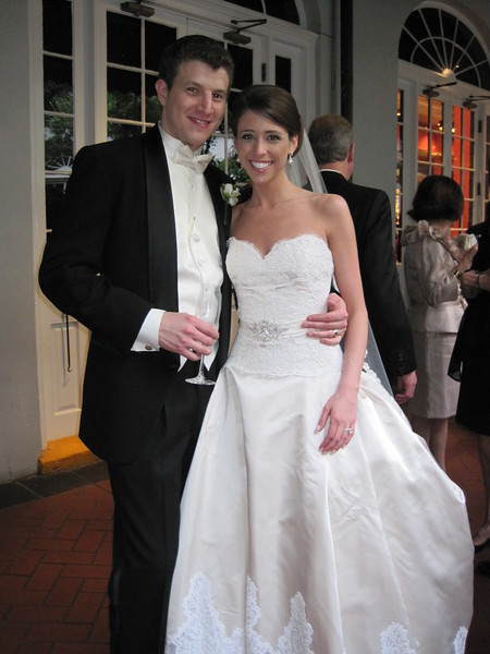 Brooke Rabin's Wedding, New Orleans, 2011-03-12