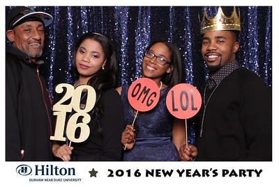 Hilton New Year's 2016