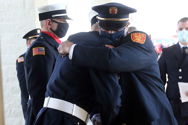 2021 Firefighter Marty Meyers Funeral