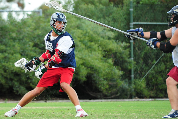 UCSD Summer League Team 6 vs Team 8, July 29, 09