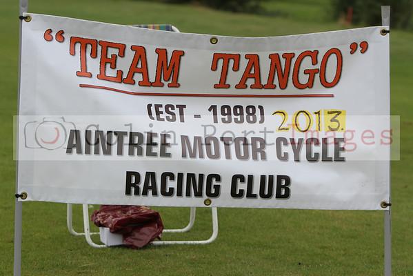 TEAM TANGO AINTREE MARSHALS 2013