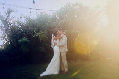 Mash + Allen // Kohala Wedding