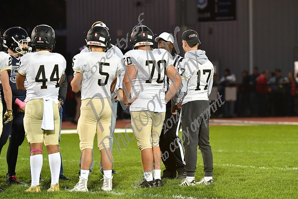 Berks Catholic vs Kutztown High School Football 2019 - 2020