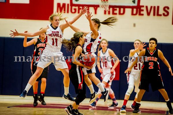 Basketball GVSHS vs Murray 12-22-2015