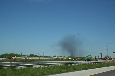 DOLTON IL, 3-11 ALARM FIRE 5/17/2009