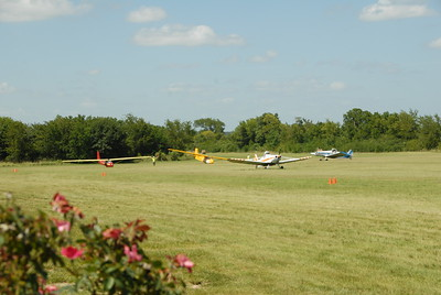 Texas Wing Glider Flight Academy (South)