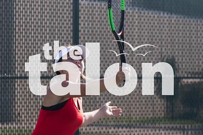 JV Tennis vs. Melissa (9-20-18)