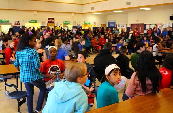 02-09-2015 Incoming 6th Grader Showcase