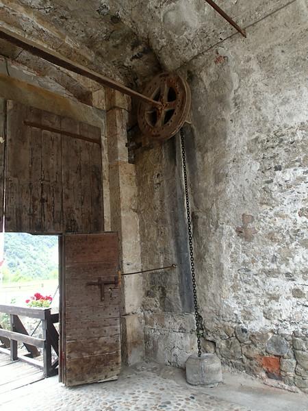 Fortess at Vinadio