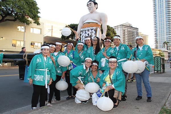 Mikoshi Parade - 2017