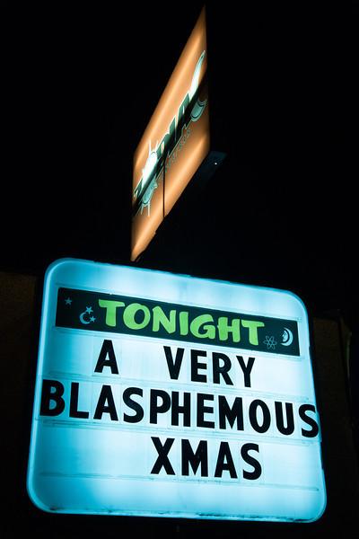 A Very Blasphemous Xmas