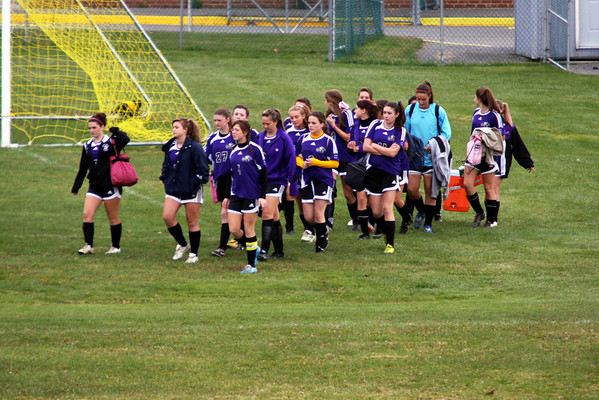 BVT Girls Varsity Soccer at Monty Tech
