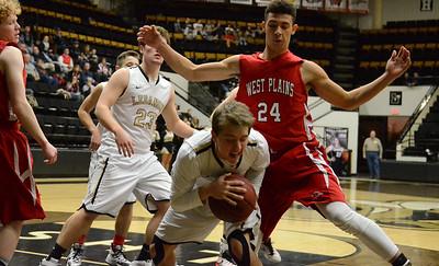 Basketball - LHS JV 2015-16 - West Plains
