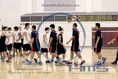 Saint Louis Boys Volleyball - Mar 4-3-14