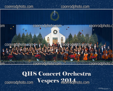 QHS Vespers 2014