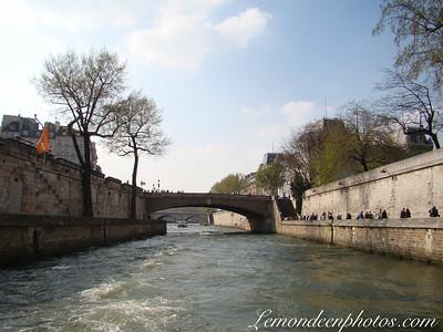 Croisière sur La Seine - Les Bateaux Parisiens