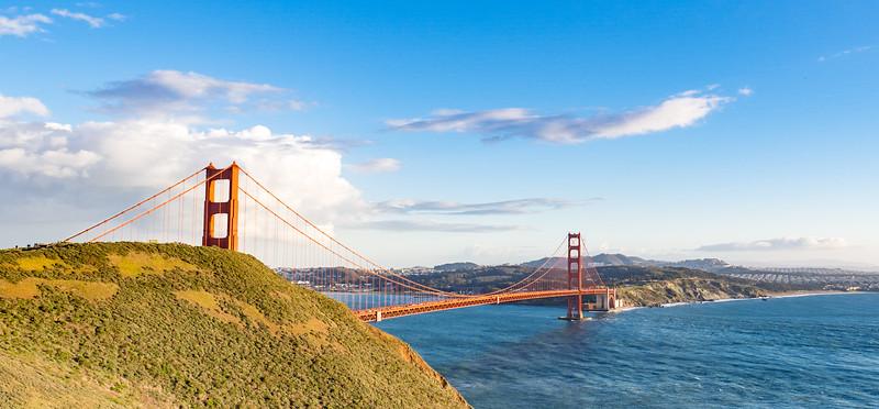 March - San Francisco