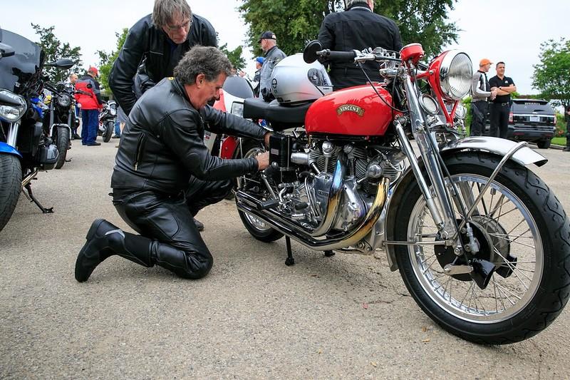 Quail Motorcycle Gathering - Vincent Tinkering.jpg