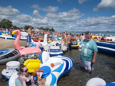 Float Down Port Huron 2016