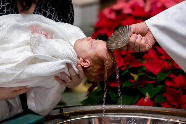 Bernadette's Baptism 2018