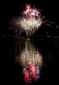 Fireworks at the Fair